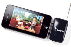 Belkin's Dyle Mobile TV Receiver