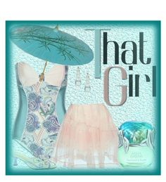 """Girl"" by bren-johnson ❤ liked on Polyvore featuring Élitis, Pistol Panties, Simone Rocha, NOVICA and J.Reneé"