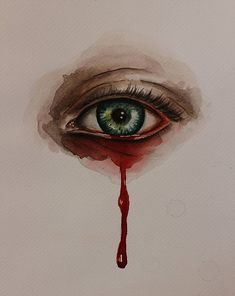 Eye watercolor study by MWeiss-Art on DeviantArt Traditional Art, Study, Deviantart, Watercolor, Eyes, Painting, Pen And Wash, Studio, Watercolor Painting