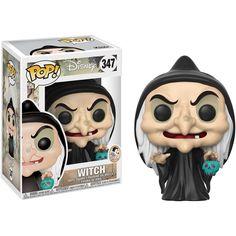 FIGURA POP VINYL WITCH - DISNEY