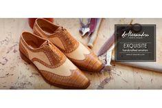 Pantofi Oxford - d'Alexandru - Pantofi barbati lucrati manual la comanda
