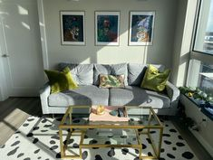 Designed by @pardeuxhome White Rugs, Area Rugs, Couch, Furniture, Design, Home Decor, Rugs, Settee, Decoration Home