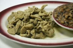 Chitterlings recipe....! Haven't had them in years but a wonderful Southern delicacy.