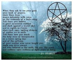 When they Ask #Wicca #Pagan