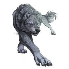 Fenrir, the wolf of Norse mythology and Vikings, read this article to learn . - Fenrir, the wolf of Nordic mythology and Vikings, read this article to know the whole story about i - Pet Anime, Anime Wolf, Furry Art, Animal Drawings, Art Drawings, Wolf Drawings, Drawing Drawing, Wolf Sketch, Werewolf Art