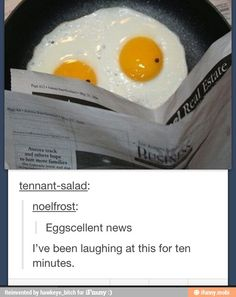 eggscellent news