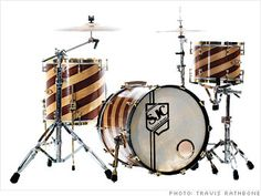SJC Drums logos are pretty cool just to get a rough idea!