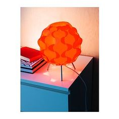 IKEA - FILLSTA, Table lamp, , Gives a soft mood light.
