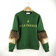 Pola Paradis - great sweaters
