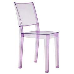 La Marie stol, violett