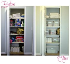 seeing this organized closet makes my heart pitter-patter