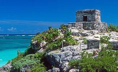 Explore Mayan ruins in Central America