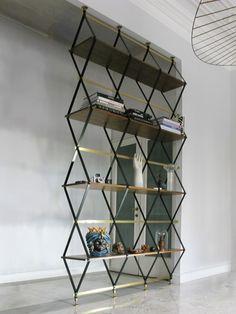 Libreria Romboidale Design von Pietro Russo – was für ein Regal