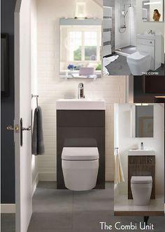 details about toilet and basin combination set superb space saving idea