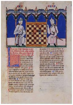 Alfonso X Book of Games. 103f