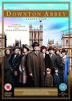 Downton Abbey - Staffel 5 - UK-Import