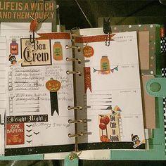 This week in my #colorcrush #tocutetospook #Halloweenplanner #pumpkins #haloweenstickers #stopinforaspell #bats #steampunkstickers #spells #theboocrew #ilovehalloweentoomuch #halloweenmovies #hallowentime #halloweeninmyColorcrush 🔮👻💀🎃
