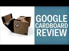 Met de Smartphone Virtual Reality Viewer van Dodocase kan je een virtual reality ervaring nabootsen met je smartphone en karton.