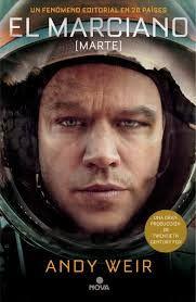 El callejón de las historias: RESEÑA: El marciano - Andy Weir