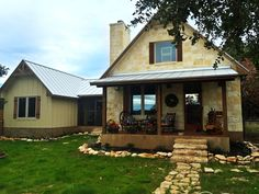 Several takes on the same plan -- Dog Trot House Plan | Dogtrot Home Plan by Max Fulbright Designs