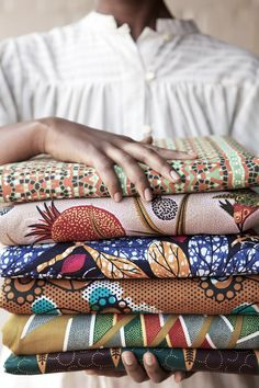 Love African patterns