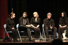 CFHS Speech Team performing.