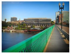 Gay Street Bridge Across Tennessee River, Knoxville, Tennessee