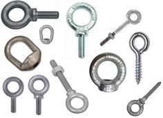 We Deal with Numerous Varieties of Ranges in Lifting Equipment Accessory Eye bolts and Eye nuts with Affordable Price Range by Online Orders @ www.steelsparrow.com