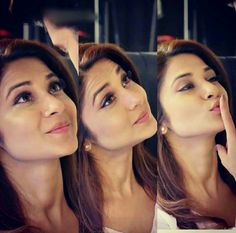(I♡S) Best Girly Quotes Ever. Girl Photo Poses, Girl Photos, Indian Actresses, Actors & Actresses, Maya Beyhadh, Jennifer Winget Beyhadh, Girly Quotes, Maya Quotes, Jennifer Love