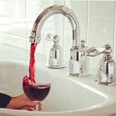 Wine tap... Well I need that!