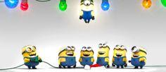 Despicable Me 2 Wallpaper | Despicable Me 2 Merry Christmas Video Clip 620x269 Despicable Me 2 ...