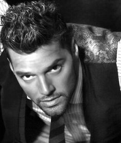 ricky martin Puerto Rican singer and actor  http://stampingwithbibiana.blogspot.com/