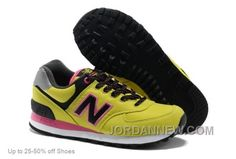 http://www.jordannew.com/new-balance-casual-shoes-women-574-yellow-with-pink-cheap-to-buy.html NEW BALANCE CASUAL SHOES WOMEN 574 YELLOW WITH PINK CHEAP TO BUY Only 66.99€ , Free Shipping!