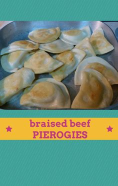 'Astronaut Wives Club' star JoAnna Garcia Swisher came by The Chew to help Michael Symon make a Braised Beef Pierogies with Fresh Horseradish recipe. http://www.foodus.com/the-chew-braised-beef-pierogies-with-fresh-horseradish-recipe/