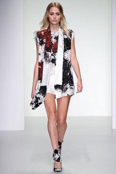 Jean-Pierre Braganza, Spring / Summer 2014, London Fashion Week