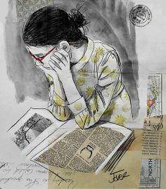 ilustración de Loui Jover