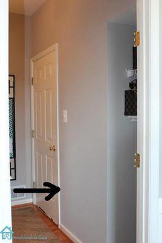 DIY Furniture : DIY Tongue and Groove Paneling Wall!