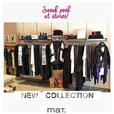 Α sneak peek at #matfashion stores! Οι νέες παραλαβές εντυπωσιάζουν στο κατάστημα της Γλυφάδας (Γρ. Λαμπράκη 15)! Σε περιμένουμε για να τις δεις και από κοντά αλλά ανακάλυψε τες και online! #mat_glyfada #shopping #fallwinter2016 #collection #ootd #streetstyle #fashion #inspiration #glyfada #athensriviera #newarrivals #newin