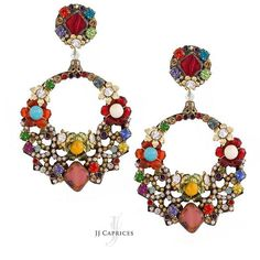 Enjoy our current collection of high fashion jewelry by DUBLOS from Sevilla, Spain. Jewelry Gifts, Gold Jewelry, Jewellery, Circle Earrings, Drop Earrings, Yellow Earrings, Jasper Stone, Bohemian Jewelry, Fashion Jewelry