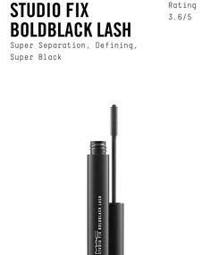 Studio fix boldlack lash from sephora