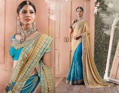 Indian fashion saris
