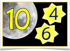 Number Bonds to 100 (Stars) - Treetop Displays - With a prompting title poster… Teacher Hacks, Best Teacher, Number Bonds To 100, Math Resources, Classroom Resources, Key Stage 1, Pre Kindergarten, Classroom Displays, Eyfs