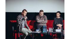 Conrad Festival 2016, Pewnego razu w La Manchy. Dyskusja z udziałem Magdaleny Barbaruk i Wojciechem Charchalisem  fot. Hasenien Dousery | www.blackshadowstudio.com