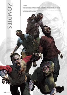 Inside Resident Evil 6 Artworks   http://amzn.com/1927925215  fb.me/1irP7XgxQ  #ResidentEvil #ResidentEvil6 #capcom #udonbooks #zombies