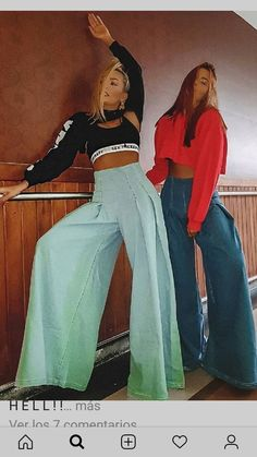 Wide Leg Jeans, Fashion Pants, Bell Bottoms, Flare, Women Wear, Legs, The Originals, How To Wear, Style