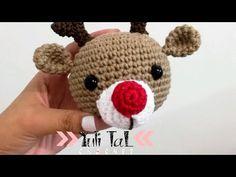 Crochet Christmas Decorations, Christmas Crochet Patterns, Crochet Yarn, Diy And Crafts, Knitting, Mini, Hats, Holiday Crochet, Crochet Animal Amigurumi