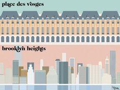 París versus Nueva York, imagen número 4
