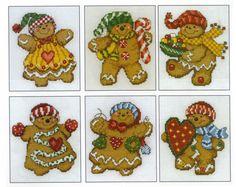 Gallery.ru / Photo # 5 - Gingerbread figurines - Mosca