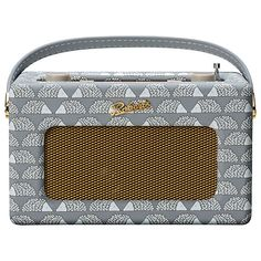Buy ROBERTS Revival RD70 DAB/DAB+/FM Bluetooth Digital Radio with Alarm, Limited Edition Scion Design, Spike Online at johnlewis.com