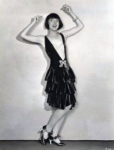 1920S Fashion Icons | Film & Fashion in Focus: Silent Icons of the 1920's | Hemline ...
